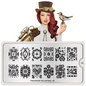 MoYou London- Steampunk- 3