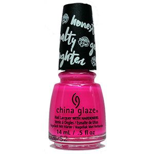 China Glaze- My Little Pony- She's a Mane-iac