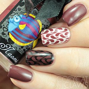 Esmaltes da Kelly- Animals- Naomi