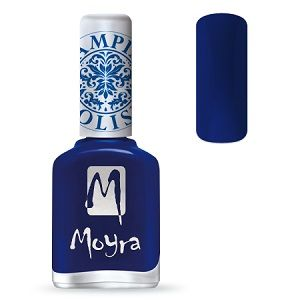 Moyra Stamping Nail Polish- No. 05 (Blue)