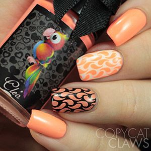 Esmaltes da Kelly- Animals- Cleo