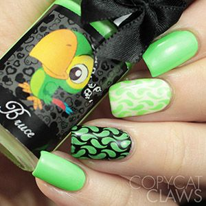 Esmaltes da Kelly- Animals- Bruce