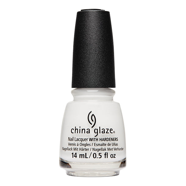 China Glaze- White Hot- Summer Moon