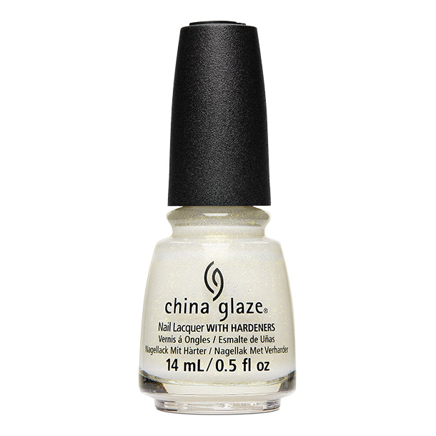 China Glaze- White Hot- Hey, Chardonnay, Hey