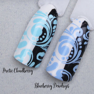 "Hit the Bottle ""Arctic Cloudberry"" Stamping Polish"