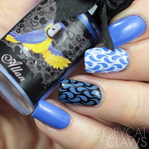 Esmaltes da Kelly- Animals- Allan