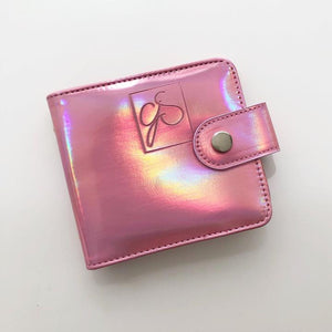 Clear Jelly Stamper- Accessories - 6x6 Holo Plate Holder (Rose Gold)