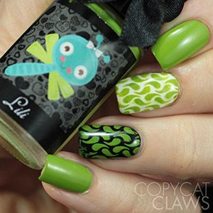 Esmaltes da Kelly- Animals- Lili