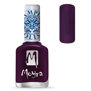 Moyra Stamping Nail Polish- No. 04 (Purple)