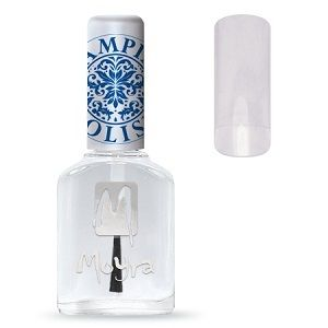 Moyra Stamping Nail Polish- Top Coat for Nail Stamping