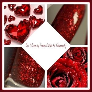 Femme Fatale- Beautometry Exclusive- Roses & Rubies