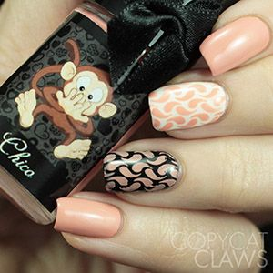 Esmaltes da Kelly- Animals- Chico