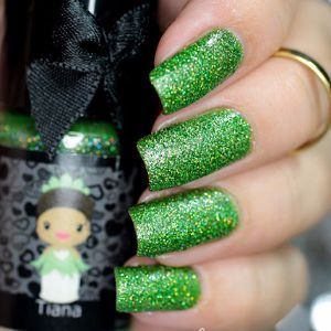 Esmaltes da Kelly- Little Princess- Tiana