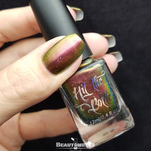 bronzewing fling multichrome nail polish bottle