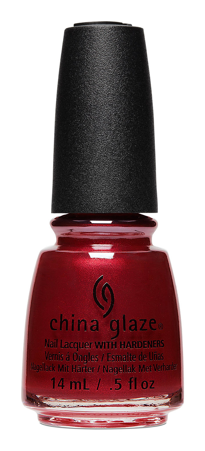 China Glaze- Ready to Wear- Haute Blooded