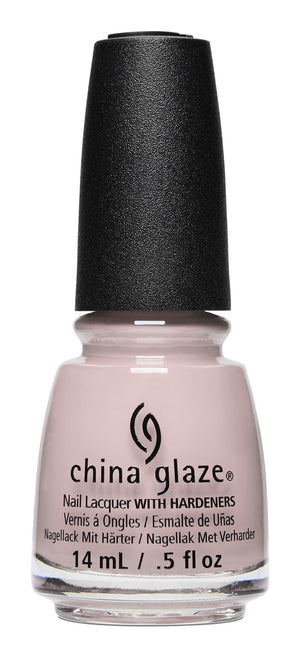 China Glaze- Ready to Wear- Throwing Suede