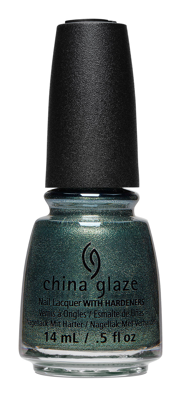 China Glaze- Ready to Wear- Vest Friends