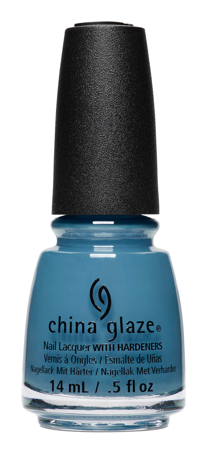 China Glaze- Ready to Wear- Sample Sizing Me Up