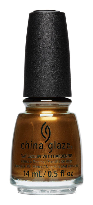 China Glaze- The Arrangement- What's Up Bittercup