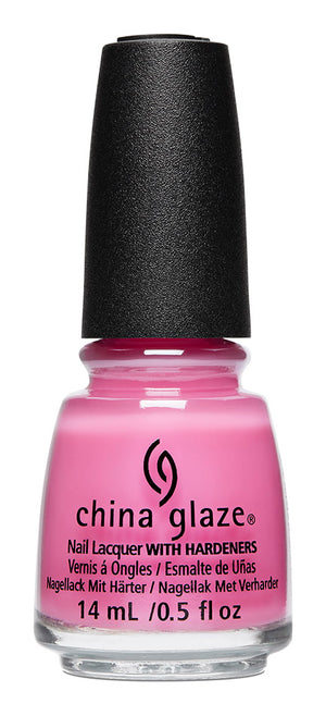 China Glaze- The Arrangement- There She Rose Again
