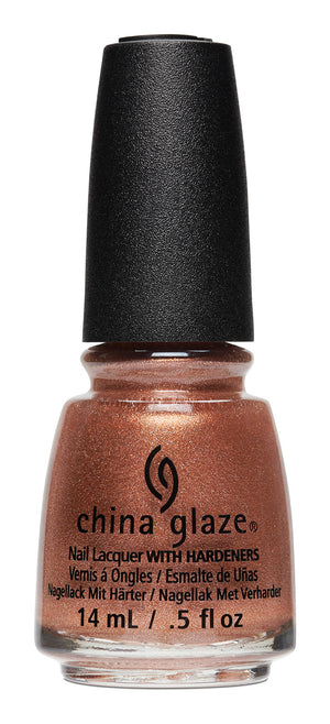 China Glaze- Ready to Wear- Swatch Out!
