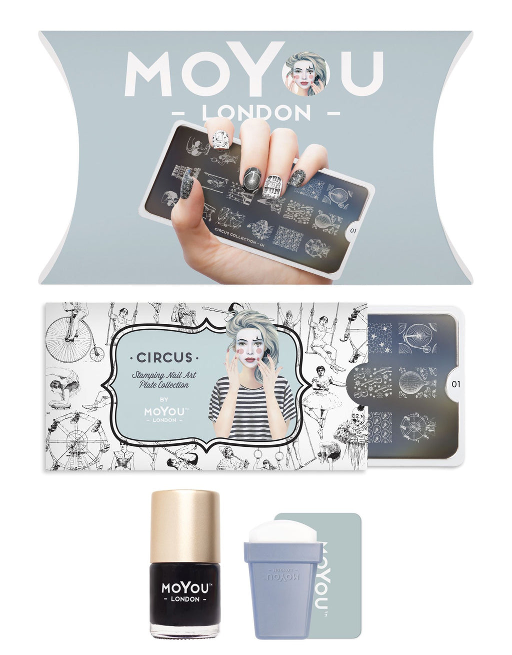 MoYou London- Starter Kit - Circus