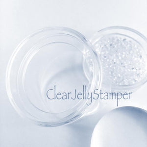 Clear Jelly Stamper- The Big Bling XL Stamper
