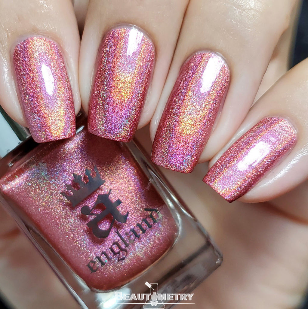 covent garden holographic nail polish