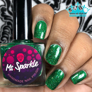 Ms. Sparkle- Inside Out- Disgust
