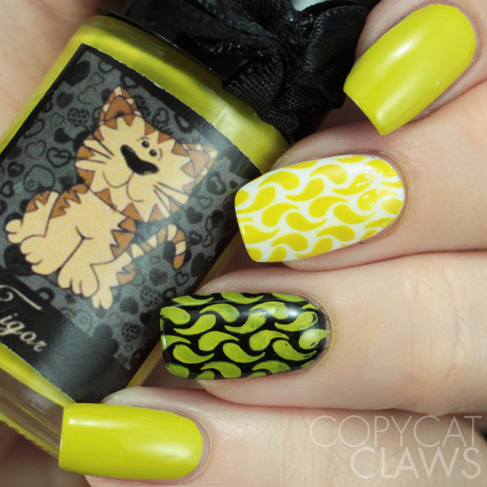 Esmaltes da Kelly- Animals- Tigor