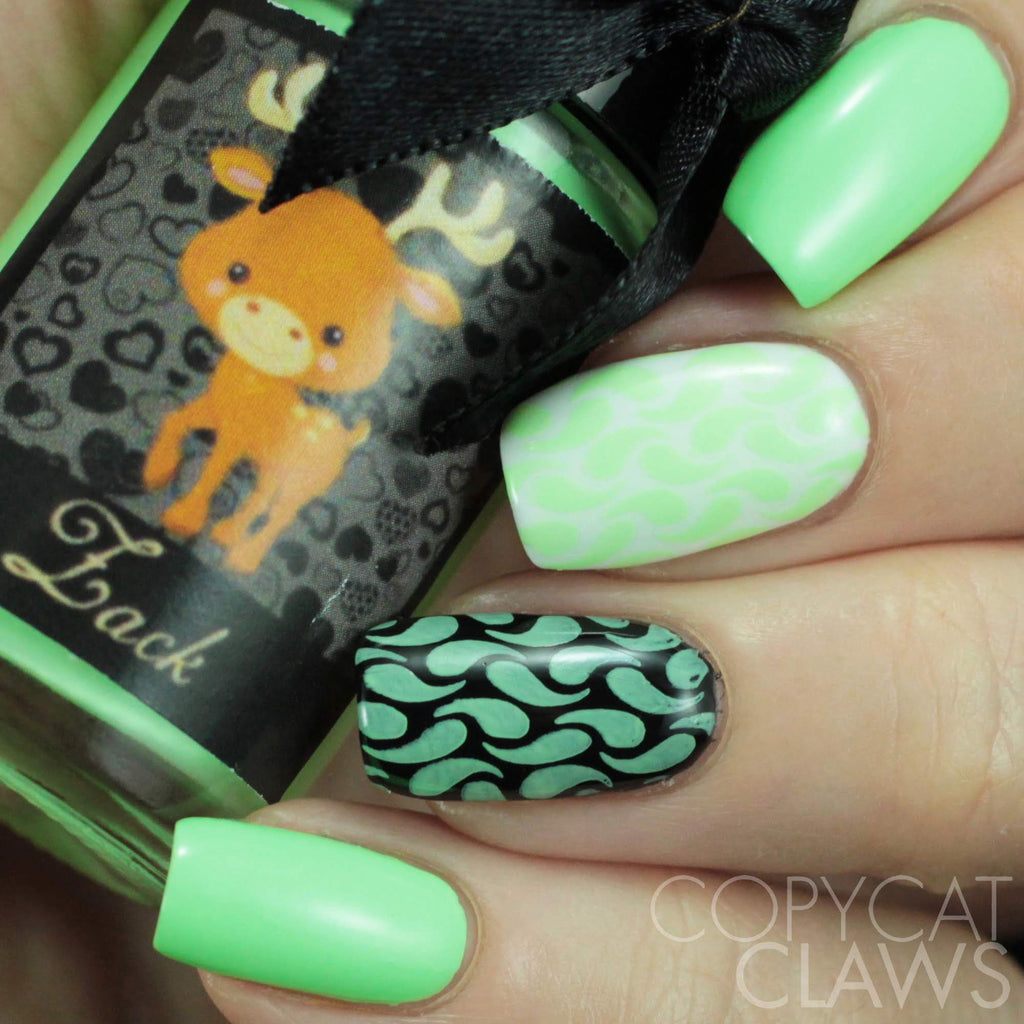 Esmaltes da Kelly- Animals- Zack