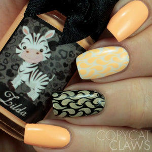 Esmaltes da Kelly- Animals- Zilda