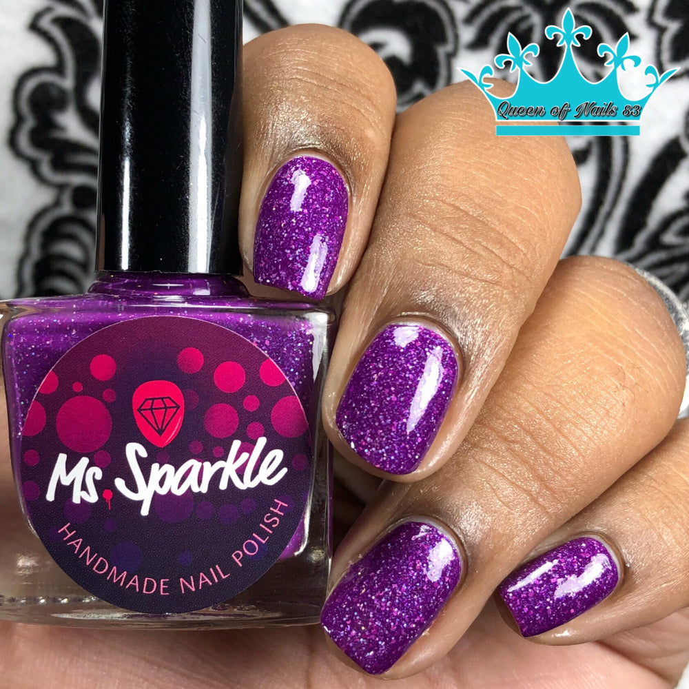 Ms. Sparkle- Inside Out- Fear