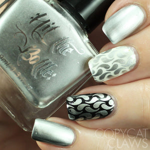 "Hit the Bottle ""Chromeo"" Stamping Polish"