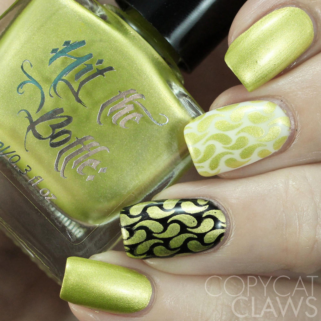 sucrose yet so far chrome stamping polish
