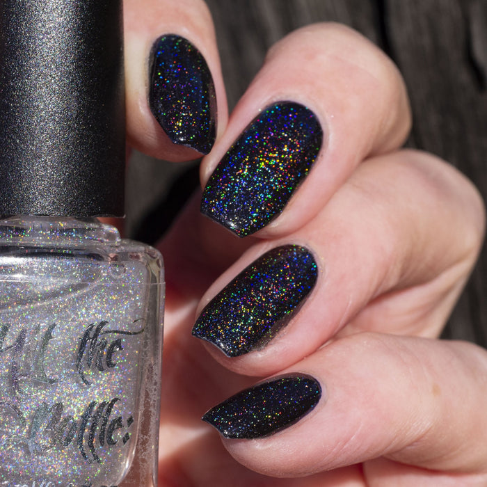 Hit the Bottle- Top Coat- Lightshow Holo