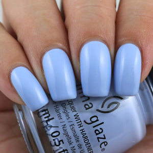 China Glaze- The Arrangement- Hydrangea Dangea