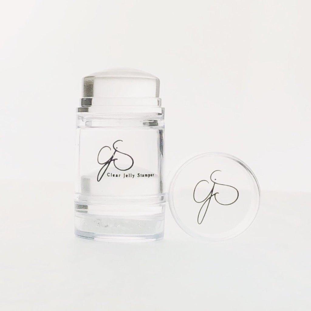 Clear Jelly Stamper- Baby Bling Stamper