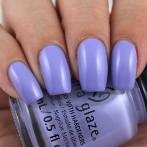 China Glaze- The Arrangement- Lavenduh