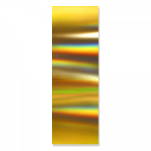 Moyra Easy Transfer Foil- 05 Holographic Gold