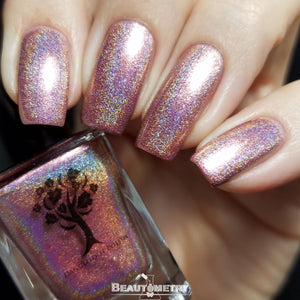 no touchy holographic nail polish