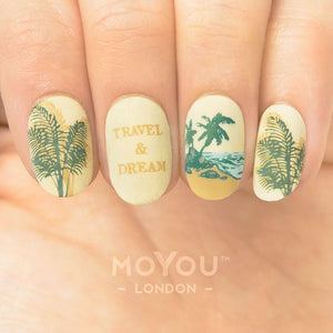 MoYou London- Paradise- 01