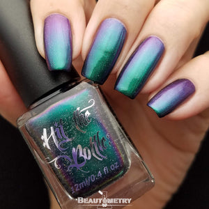 Hit the Bottle- Fantasy Feathers- Parrot Fashion