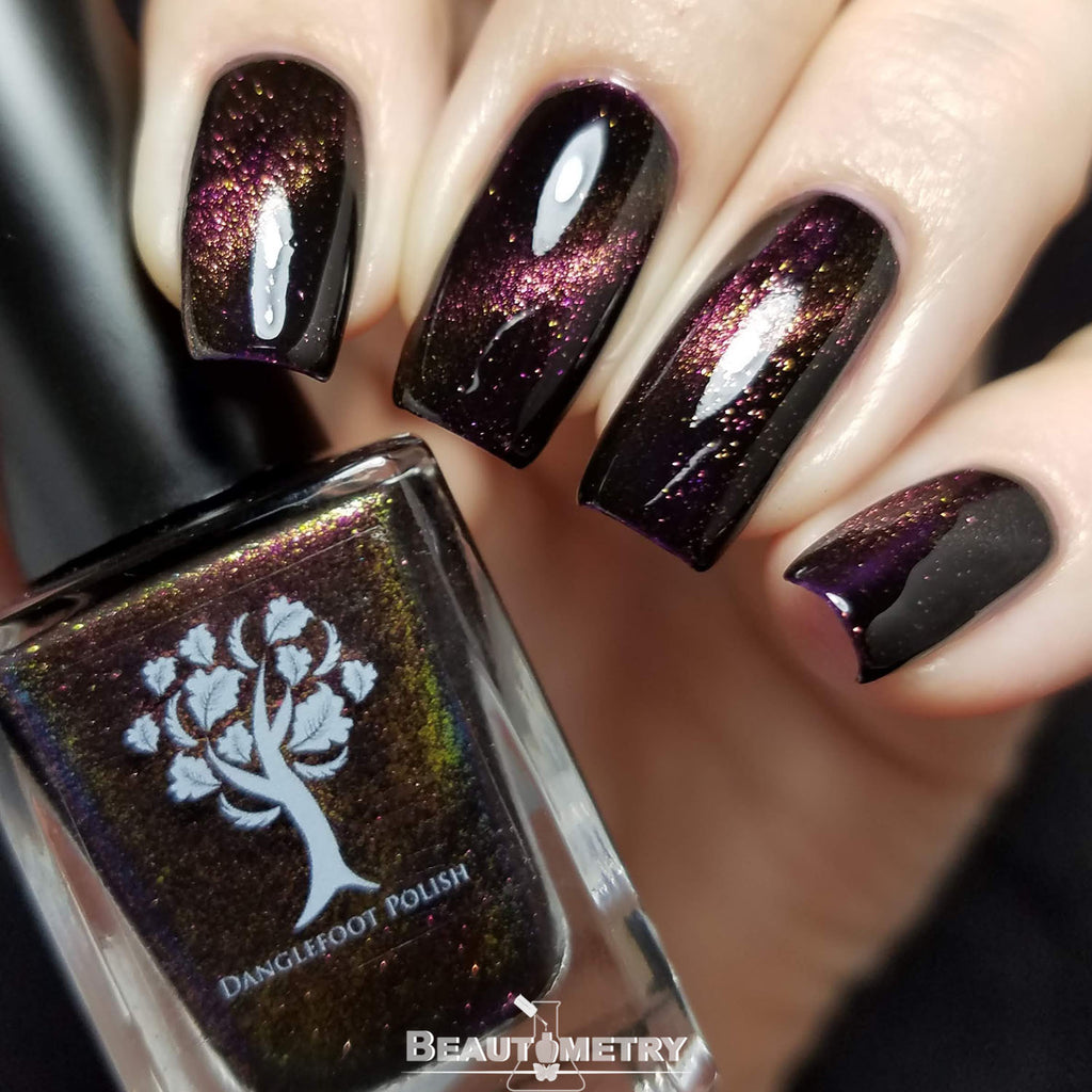 pitcher perfect magnetic nail polish