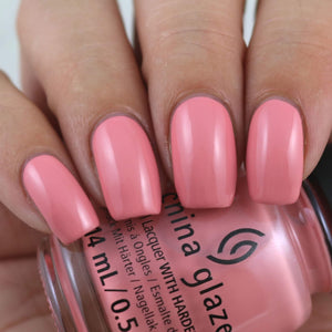 China Glaze- The Arrangement- Senora Flora
