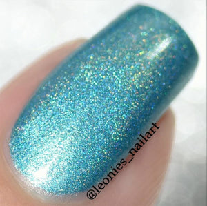 Wikkid- Premium Holo- Timeless Turquoise