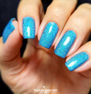 wikkid holographic nail polish