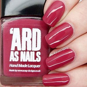 'Ard As Nails- Creme- Lilo Time