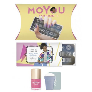 MoYou London- Starter Kit - Holy Shapes