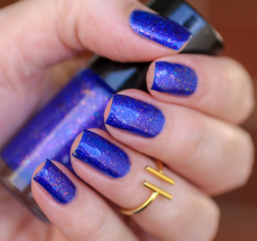 Esmaltes da Kelly- Summer 2019- Mirtilo (Blueberry)